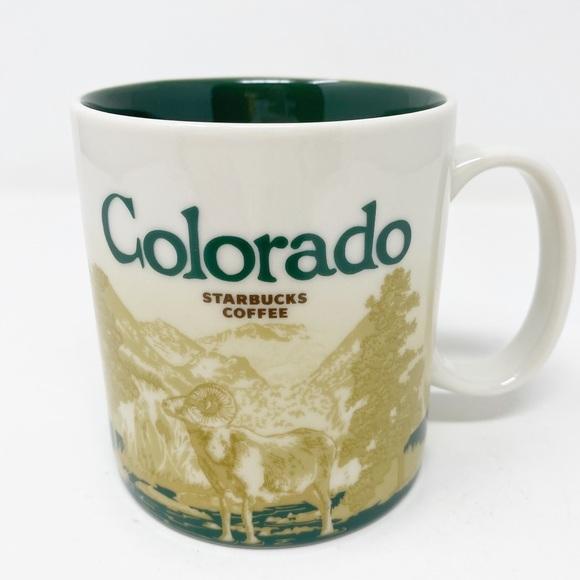 STARBUCKS Collectors Series Mug ~ Colorado